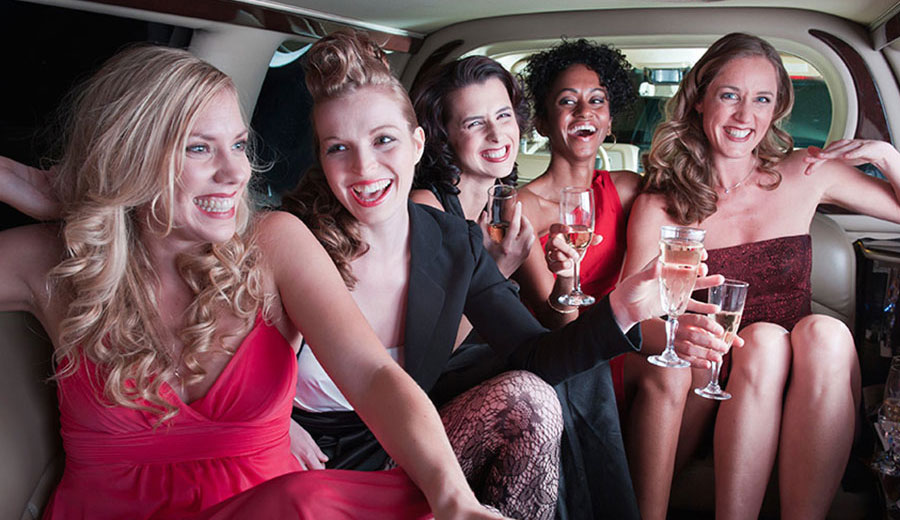 Large holiday cottage hen parties